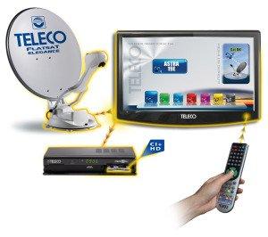 Teleco Flatsat Elegance