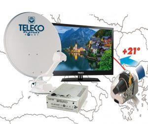 TELECO FLATSAT ELEGANCE SKEW