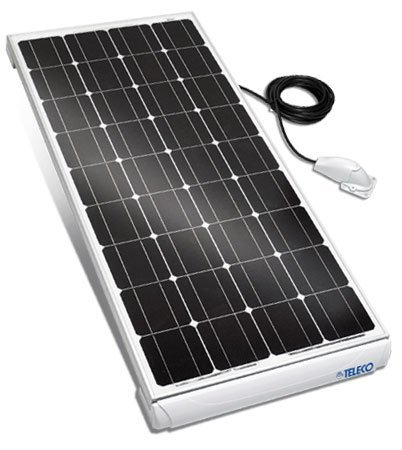 Teleco daglichtpaneel zonnepaneel voor camper en caravan TSP 100W