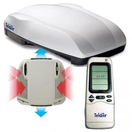 Telair silent 8400H airconditioner middelgrote en grote campers en caravans