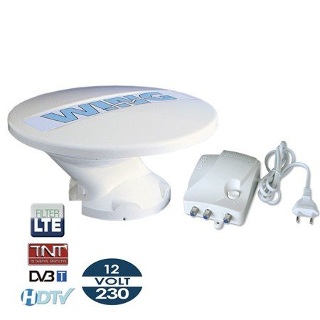 Teleco Wing Rondstraal Antenne