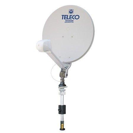 Handbediende satelliet systemen