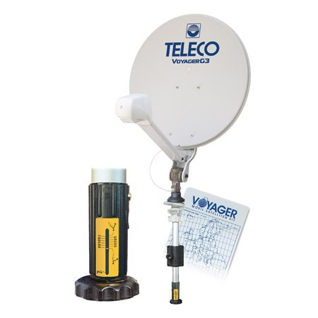 Teleco Voyager G3 Satellietantenne