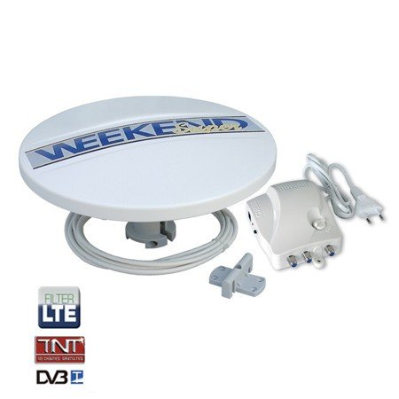 Teleco Weekend Rondstraal Antenne