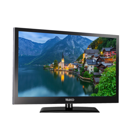 "24"" LED TV 24-inch gestabiliseerde Fastscan Teleco Televisie HD mpeg DUAL CI"