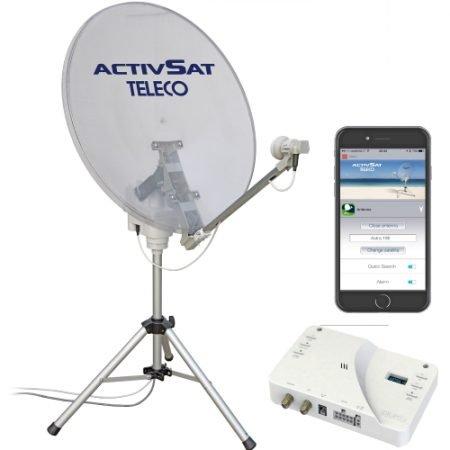 Teleco ActivSat Automatische antenne
