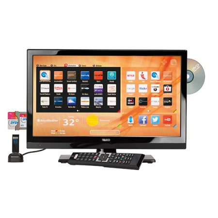 Teleco TSV 20D HEVC SMART TV