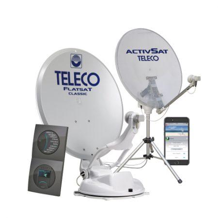 Automatische satelliet systemen